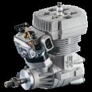 OS Engine GT-15HZ gasoline engine with E-4051 silencer