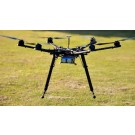 DJI Spreading Wings S800 (Hexa Multicopter) with Metal Case