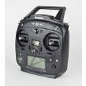 Futaba 6K 2.4GHz T-FHSS radio system with R3006SB receiver