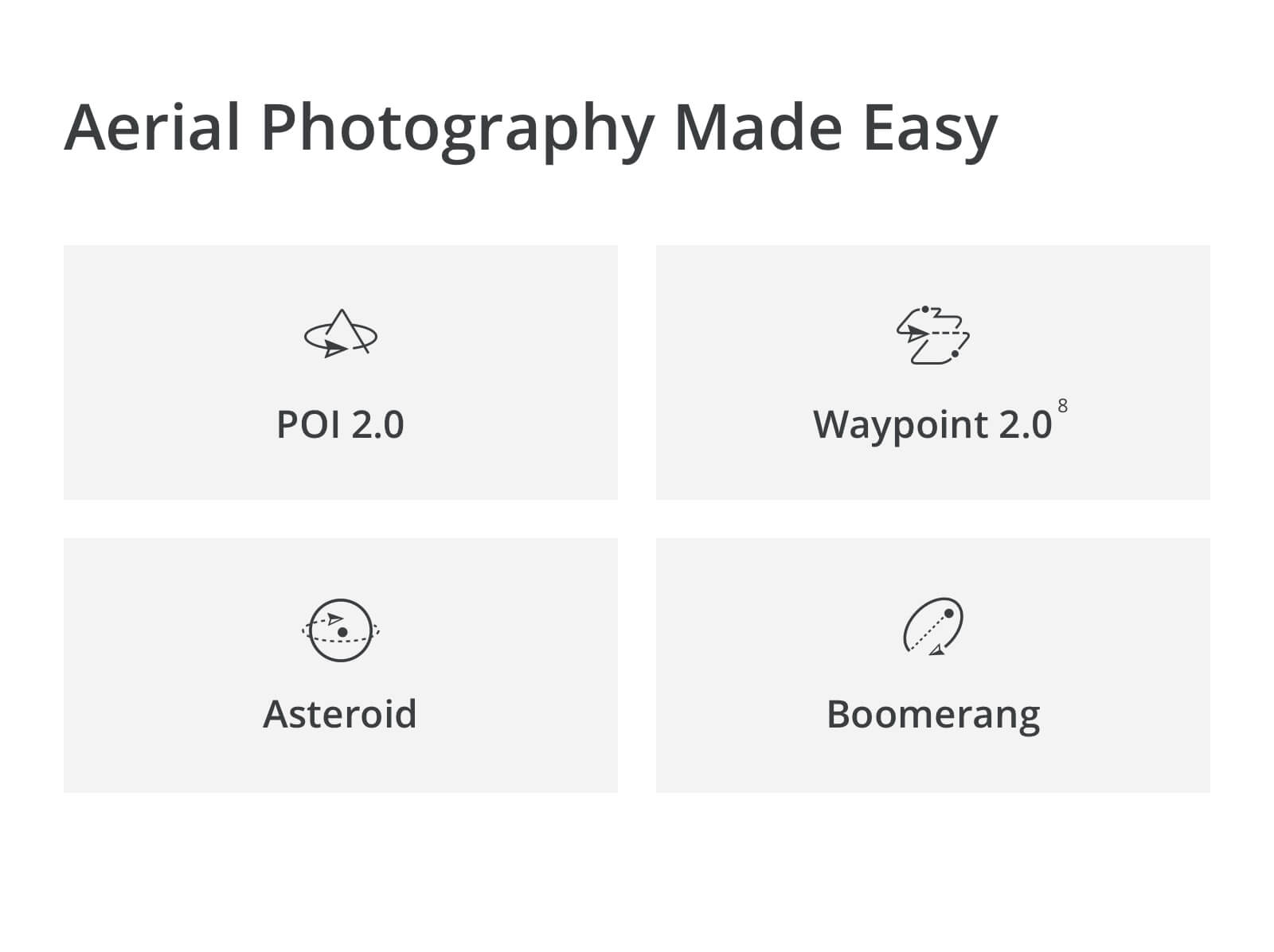 Aerial Photography Made Easy