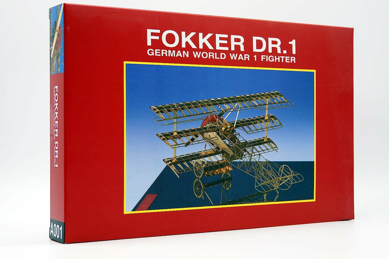 AEROBASE 1/48 Fokker Dr.1 Kit