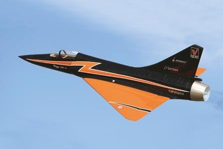 EZ Mirage 2000-10 Fighter Jet