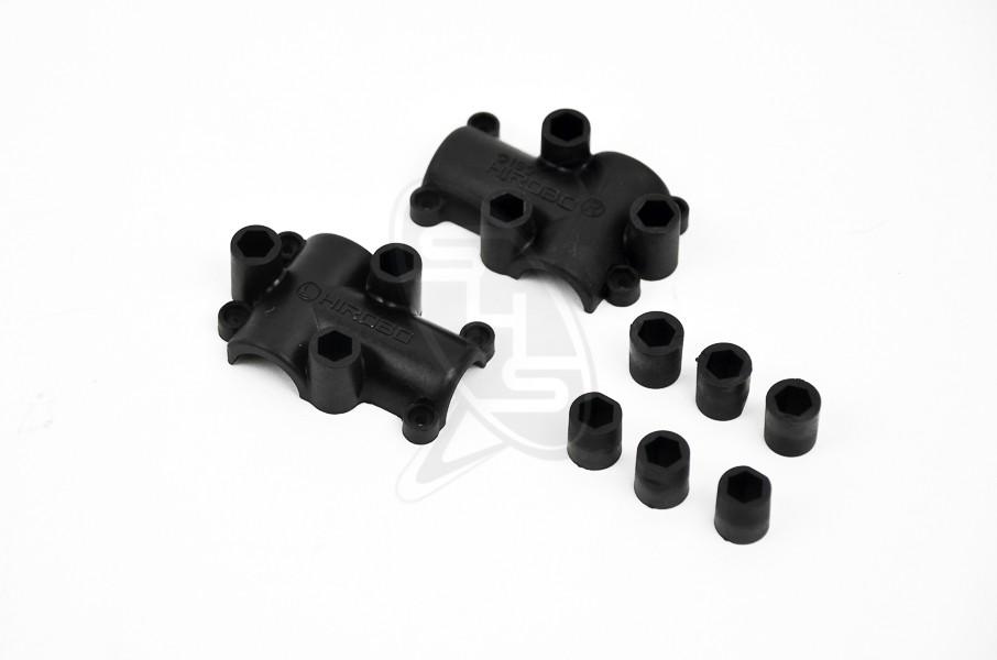 Hirobo 0404-640 Counter Gear Case (Pipe)