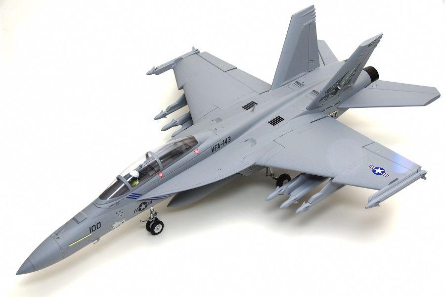 FMS 70mm F/A-18F Super Hornet PNP