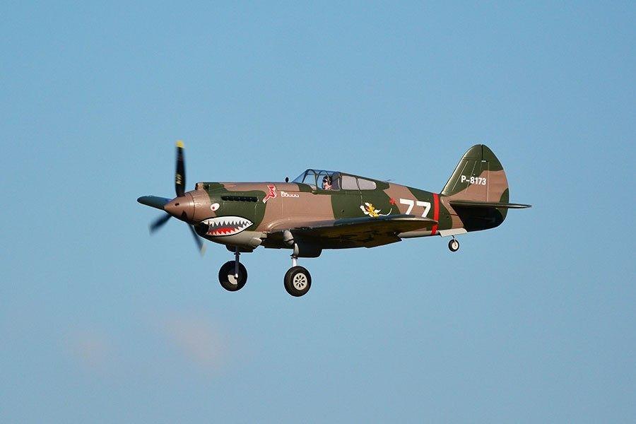 "FMS 980mm (38.6"") P-40B Flying Tiger PNP"