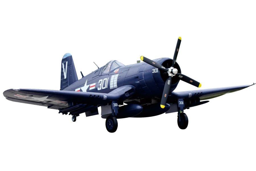"""FMS 1700mm (66.9"""") F4U Corsair Blue (V2)"""