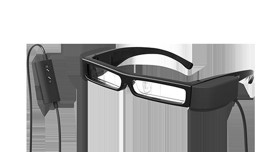 EPSON Moverio BT-30C Smart Glasses