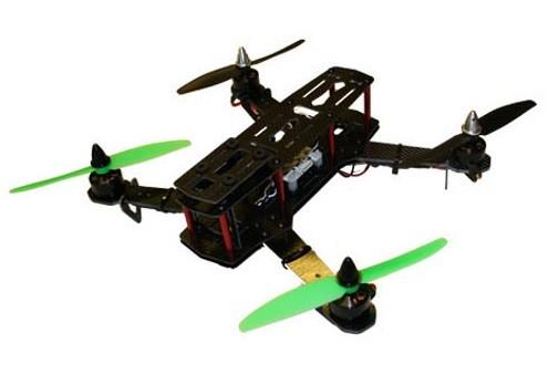 Siglo QAV250 Mini Quad-Copter DIY Kit