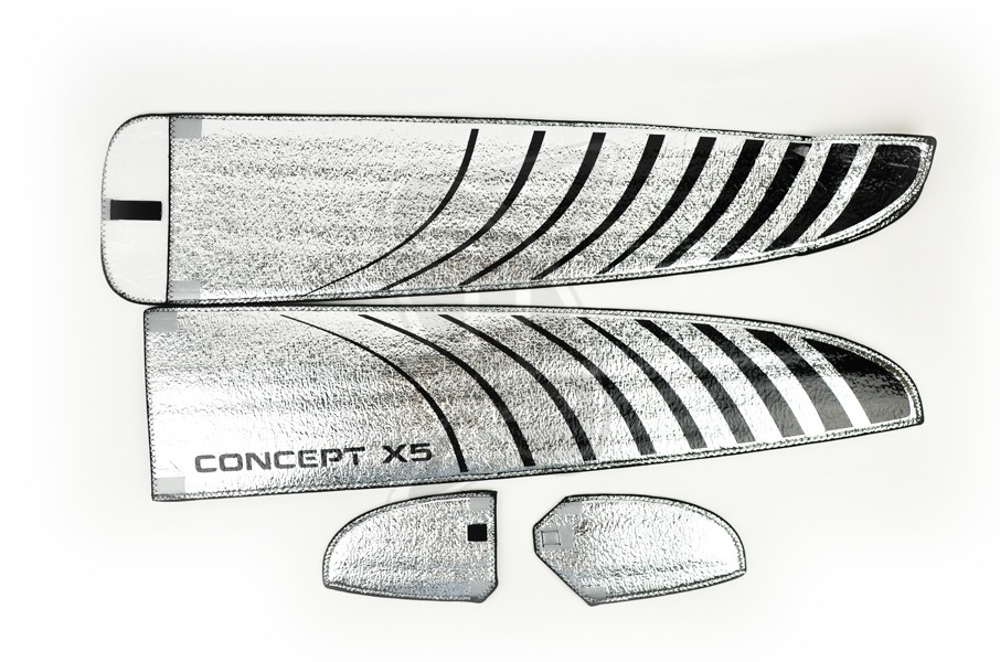 STREAM DLG CX5 Protective Covers (Wings & Tail Set)