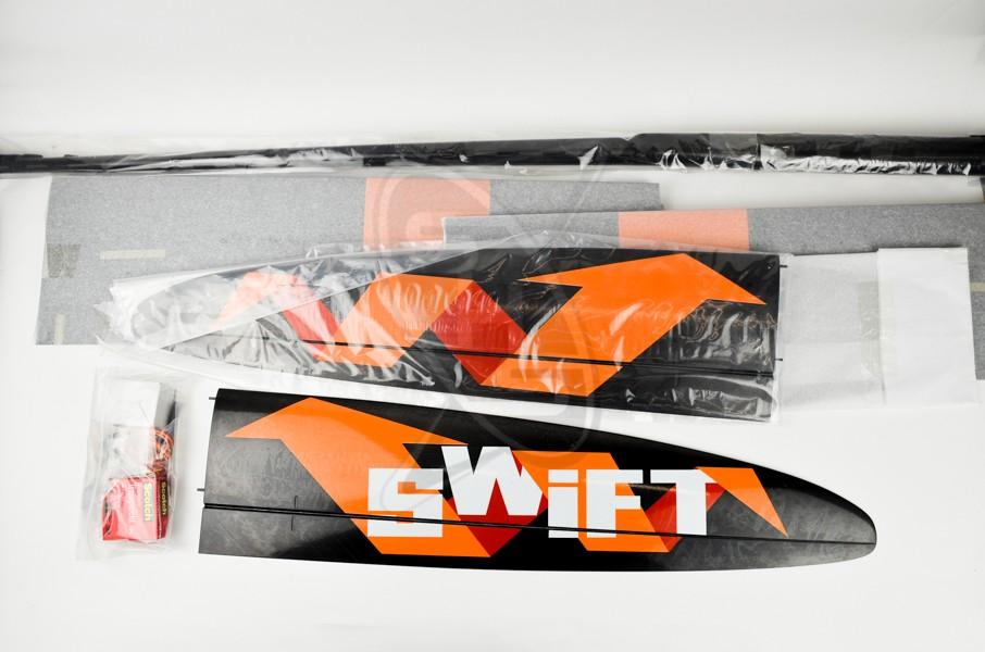 STIKA Swift F5J - 3M (Orange)