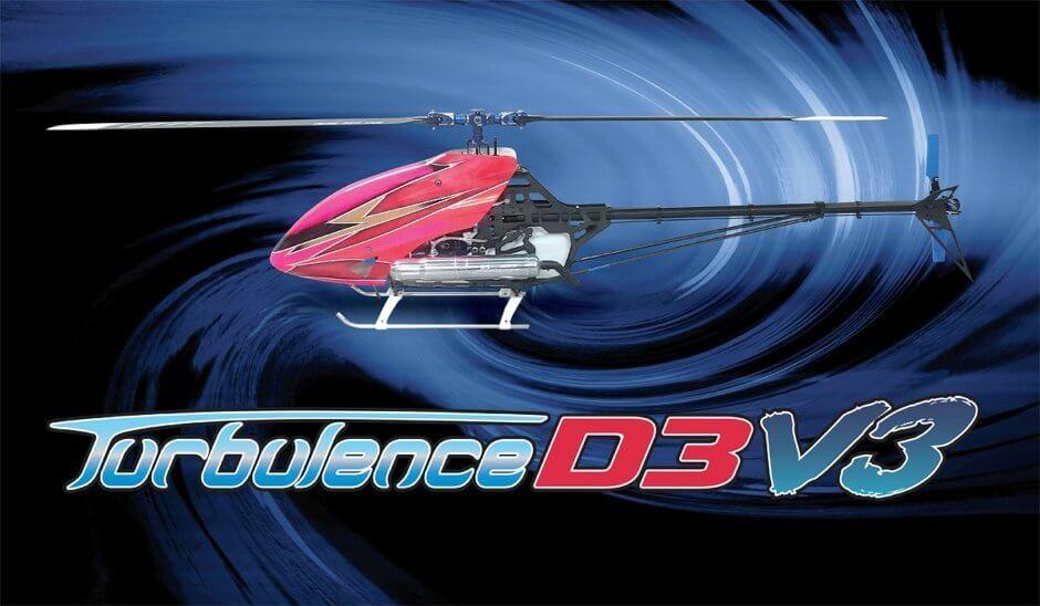 HIROBO 0414-951 Turbulence D3 V3