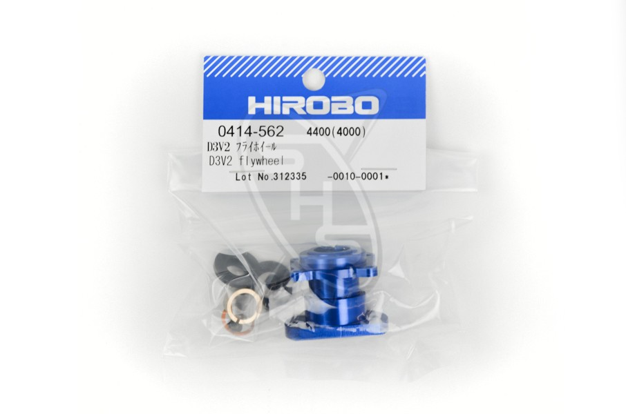 HIROBO 0414-562 D3V2 Flywheel