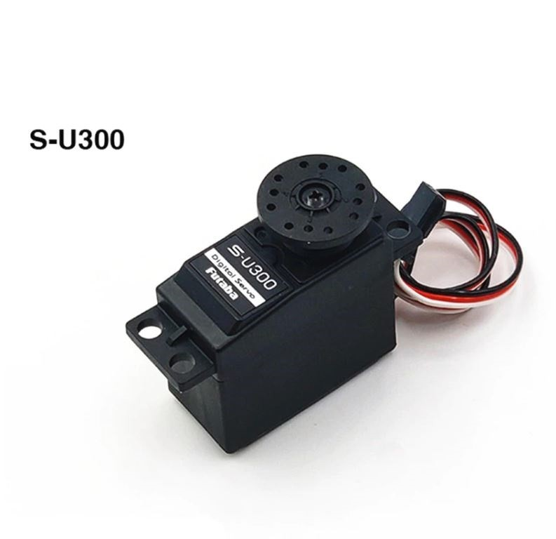 FUTABA S-U300 Universal Servo - Standard Type - 4.1kg / 0.19s