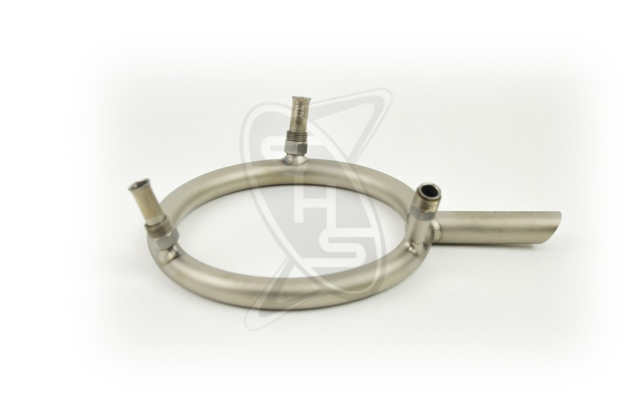 SAITO FG33R3 Ring Muffler