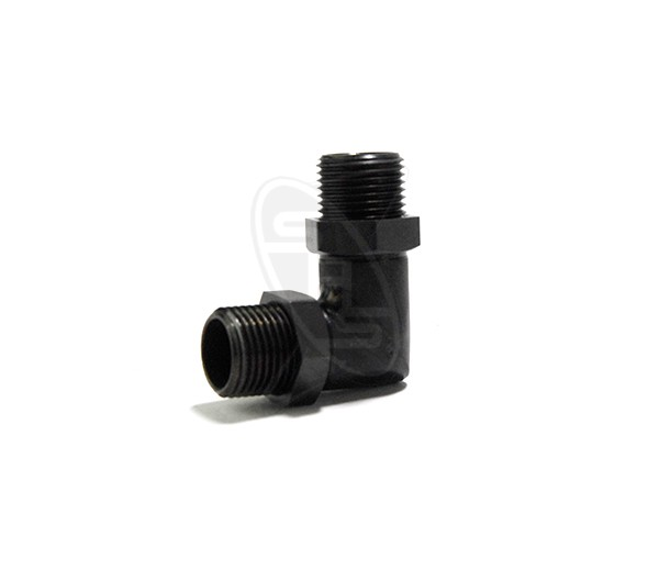 SAITO 65-163 Muffler Right Angle Manifold M12/FG14C