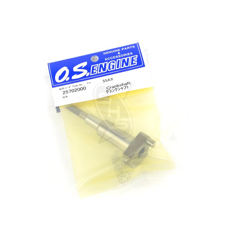 OS ENGINE 55AX Crankshaft, 25702000
