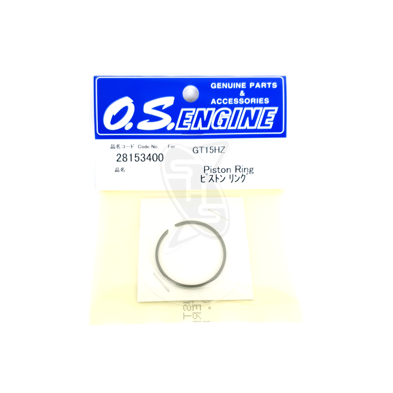 OS ENGINE Piston Ring for GT15HZ, 28153400