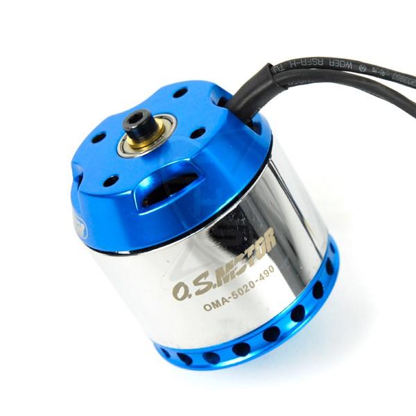 OS OMA-5020-490 High Performance Brushless Motor