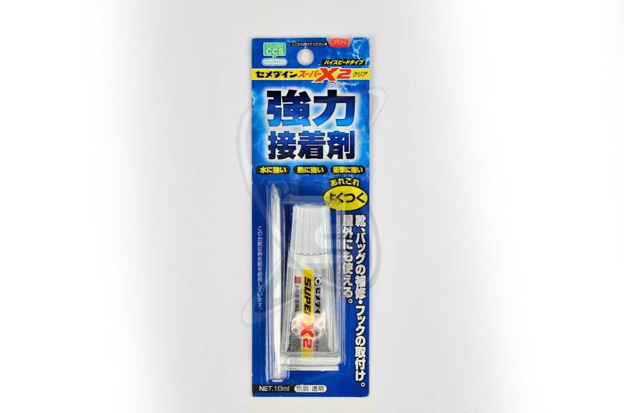 CEMEDINE Super x2 Clear (10ml) AX-074
