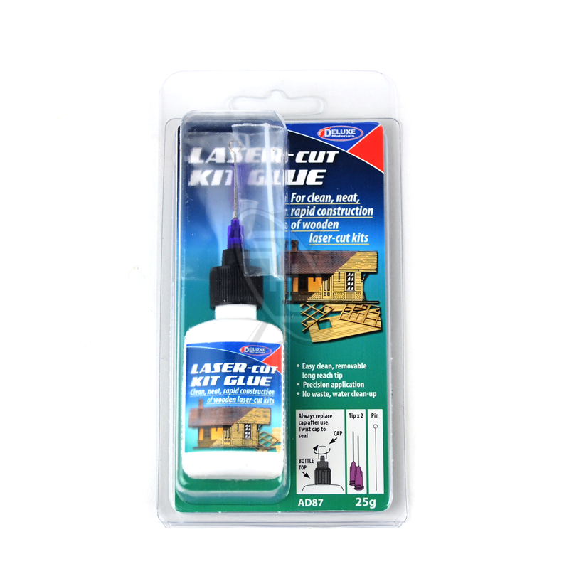 DELUXE Laser-Cut Kit Glue, AD87