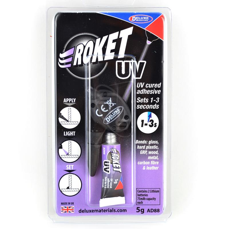 DELUXE Roket UV, AD88 5g