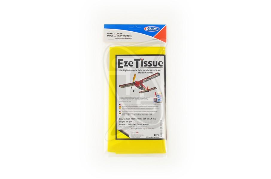 DELUXE EZE Tissue (Yellow)