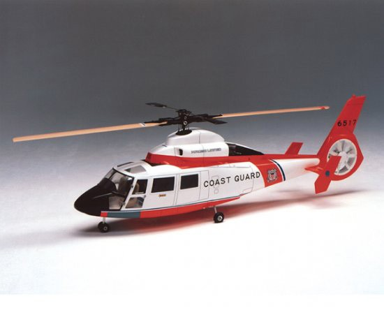 HIROBO 0404-981 Eurocopter AS365 Dauphin 2