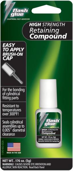 Flash Glue Retaining Compound (5g)
