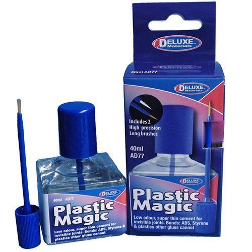 DELUXE AD77 Plastic Magic