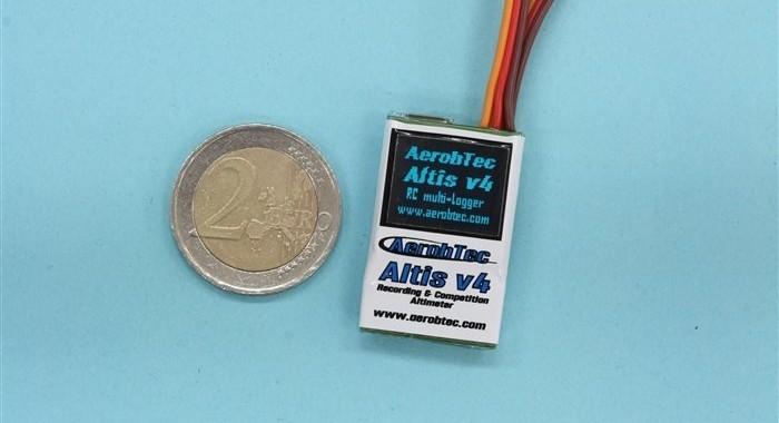 AerobTec Altis V4 Altimeter