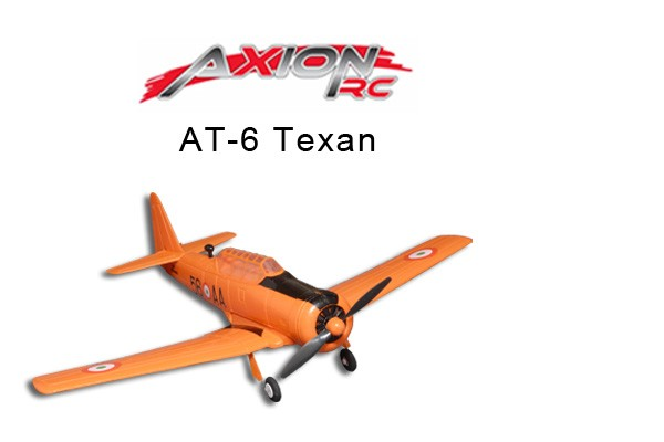 AxionRC AT-6 Texan RTF (Link & Fly)