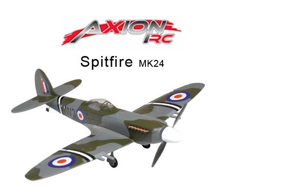 AxionRC Spitfire RTF (Link & Fly)