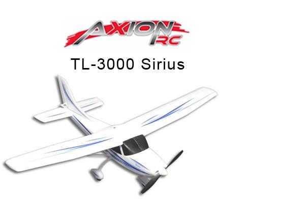AxionRC TL-3000 Sirius RTF (Link & Fly)