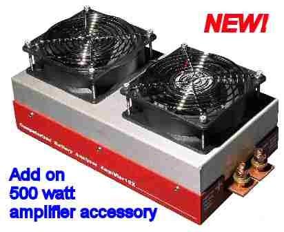 CBA-II Amplifier