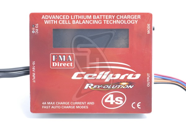Revolectrix Cellpro 4S Lithium Battery Charger