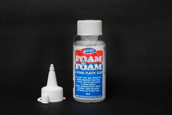 Deluxe Foam 2 Foam Glue