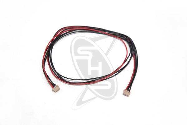DIYDrones DF13 4-Position Connector (45cm)