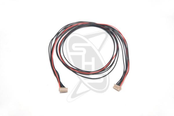 DIYDrones DF13 6-Position Connector (45cm)