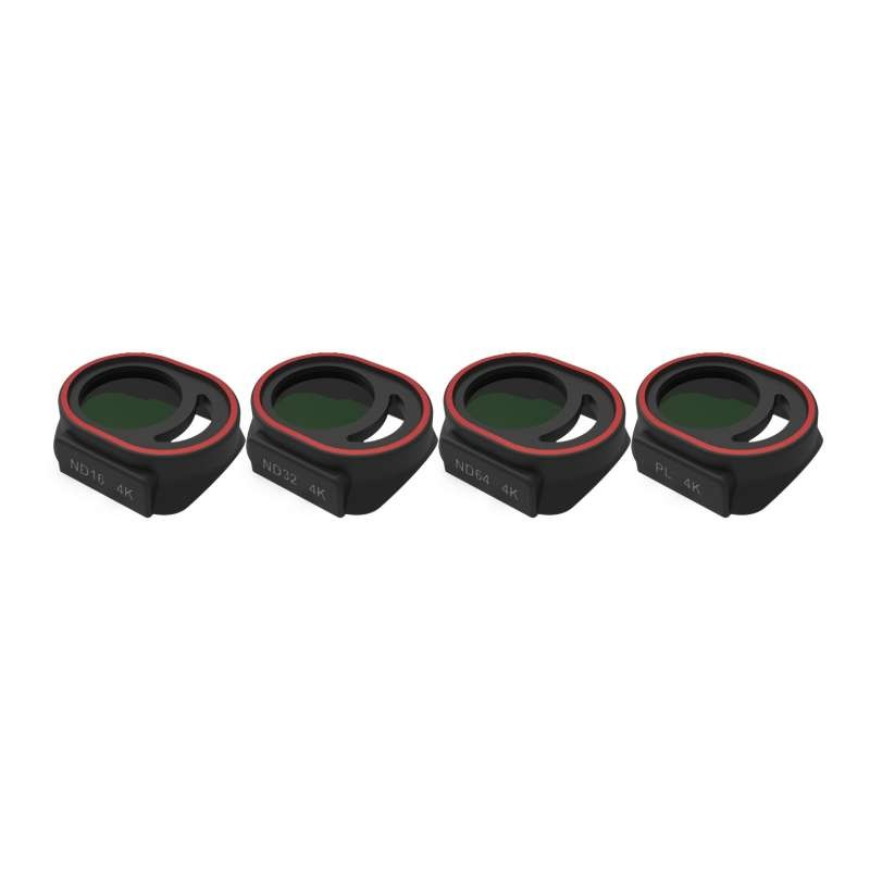 FREEWELL Bright Day 4-Pack Filter for DJI Spark