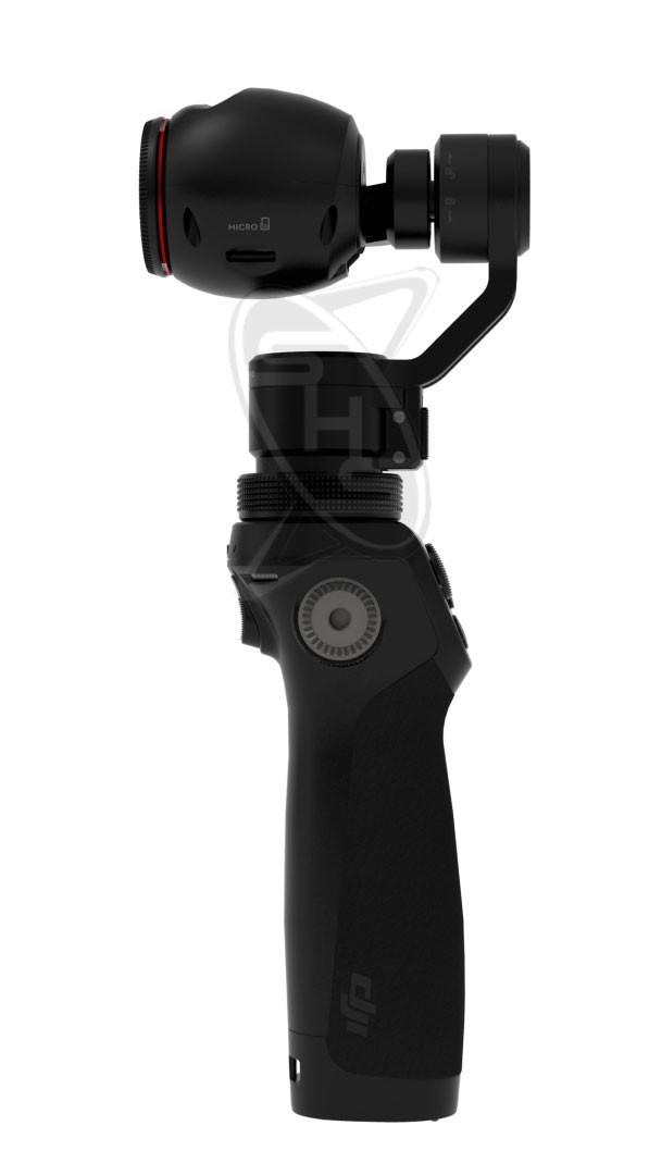 DJI OSMO handheld Camera with stabilization