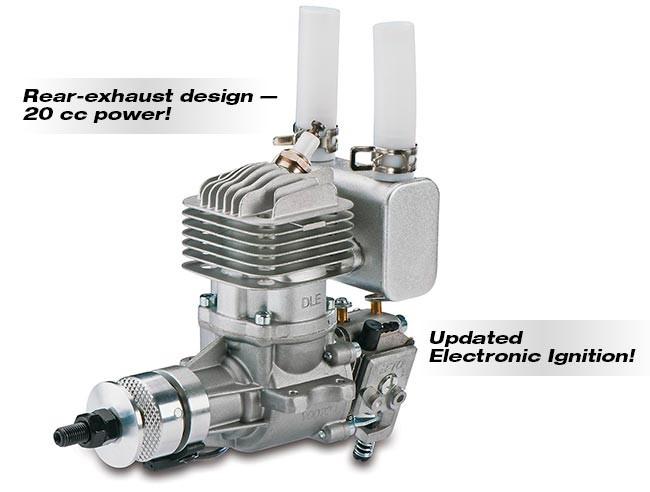 DLE 20RA gasoline engine