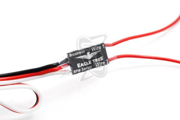 Eagle Tree Brushless Motor RPM Sensor V2
