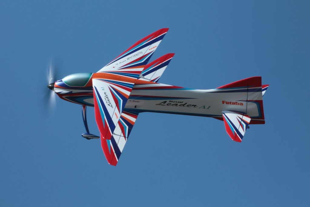 FUTABA Sky Leaf Leader A1-Type A (Red)