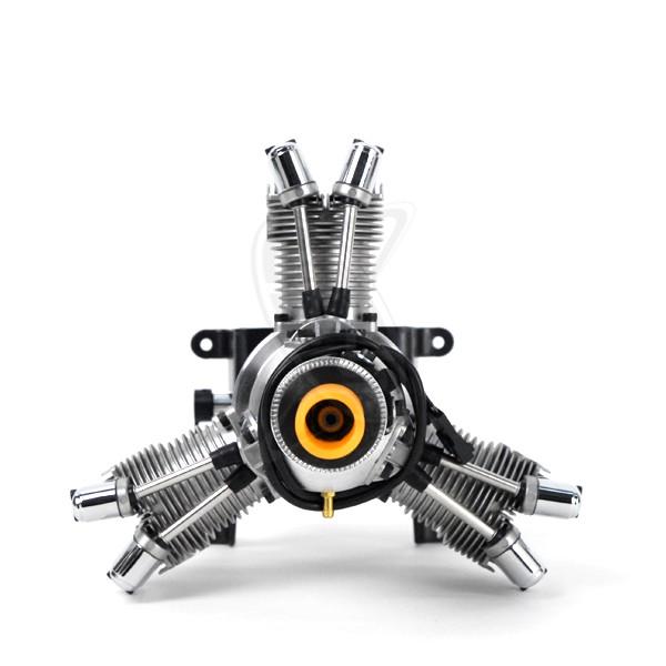 SAITO FG-33R3 4-Cycle Gasoline Radial