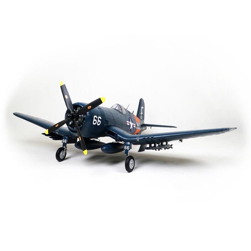 "FMS 1700mm (66.9"") F4U Corsair Blue (V3) PNP"