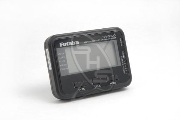 Futaba BR-3000 Battery Checker
