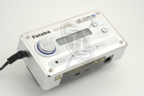 Futaba CR-2500 Charger/Discharger