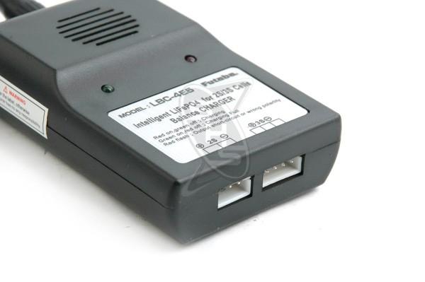Futaba LBC-4E5 LiFe Battery Charger