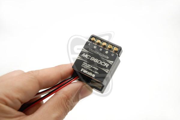 Futaba MC960CR Speedcontroller