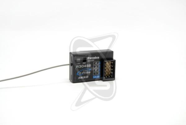 Futaba R304SB T-FHSS 2.4GHz Receiver